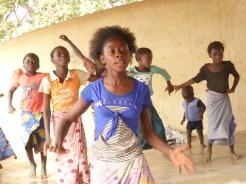 Tanzunterricht Kirina 2