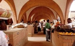 Terra Award Koudougou Central Market