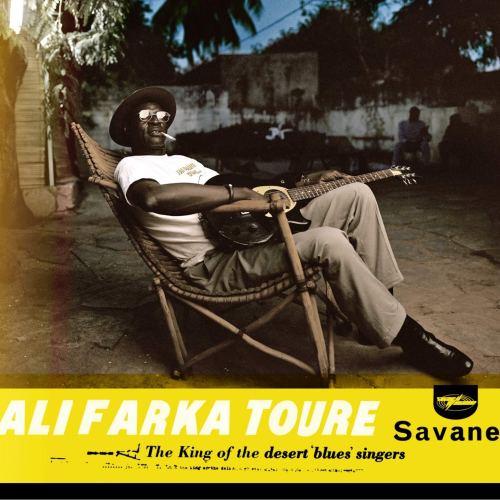 Savane Albumcover