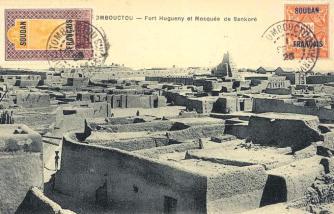 Timbuktu postcard